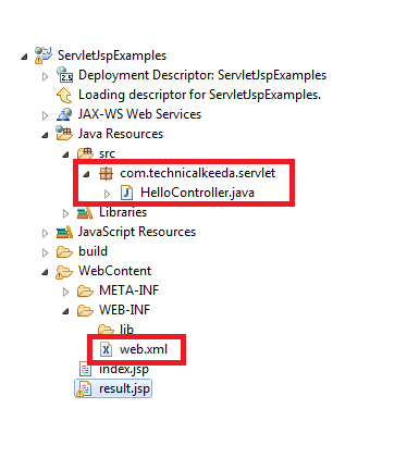 Get all Request Parameters in Servlet - Eclipse Project Setup