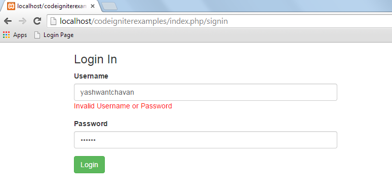 PHP User Authentication with MySQL
